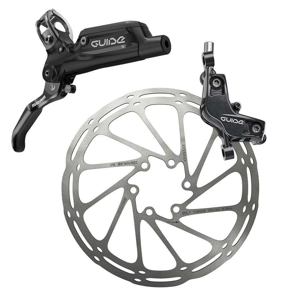 1-2 Set GD Side Pull Bike Brake Shoes Pads 40mm