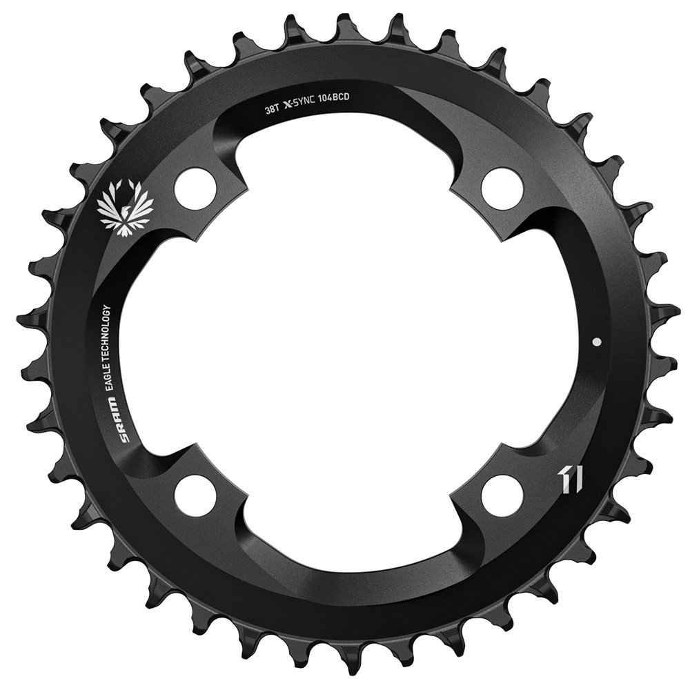 X-SYNC 2 Chainrings