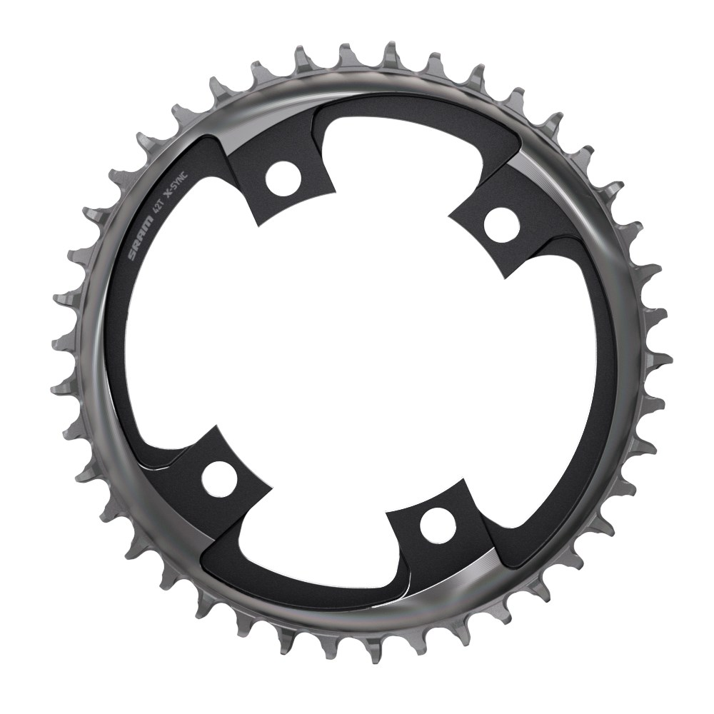 X-SYNC Road 107BCD Chainrings