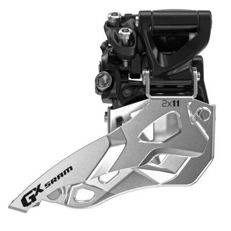 GX 11-speed High Clamp Mount Front Derailleur