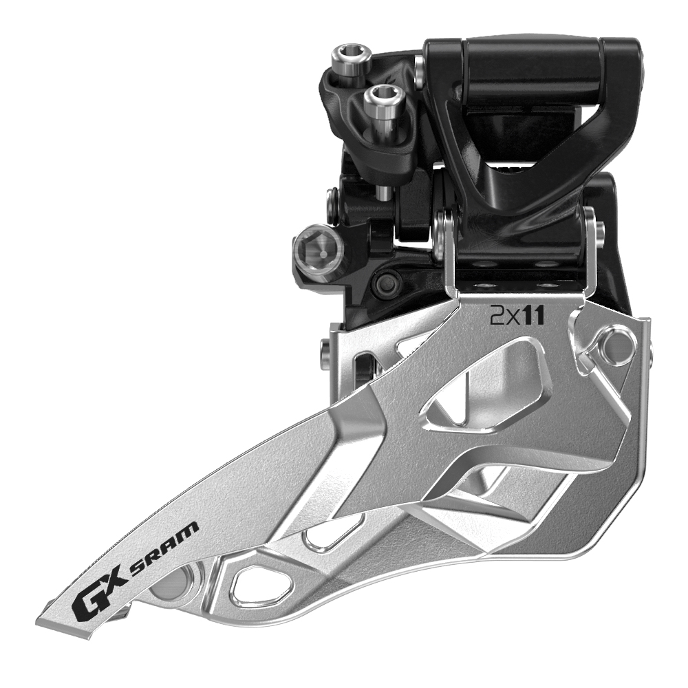 GX 11-speed Mid Direct Mount Front Derailleur