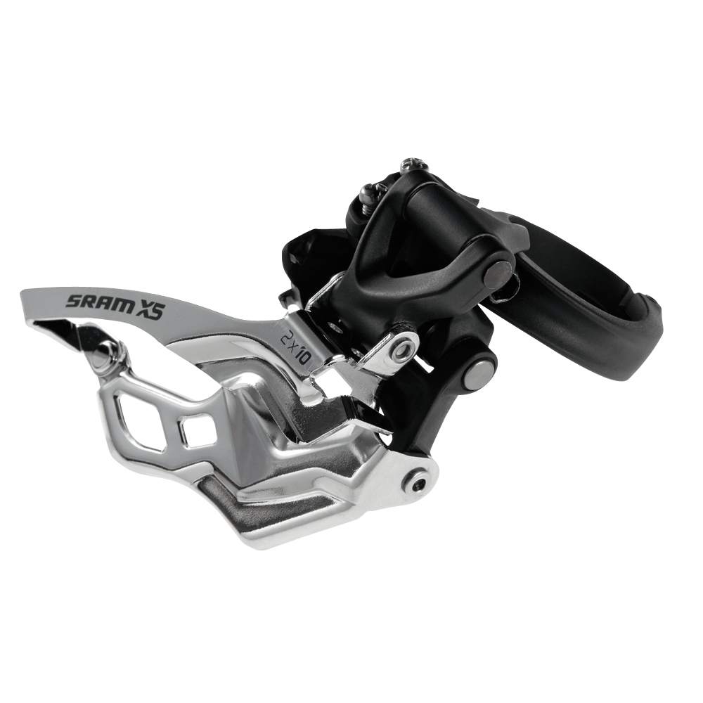 X5 High Clamp Front Derailleur