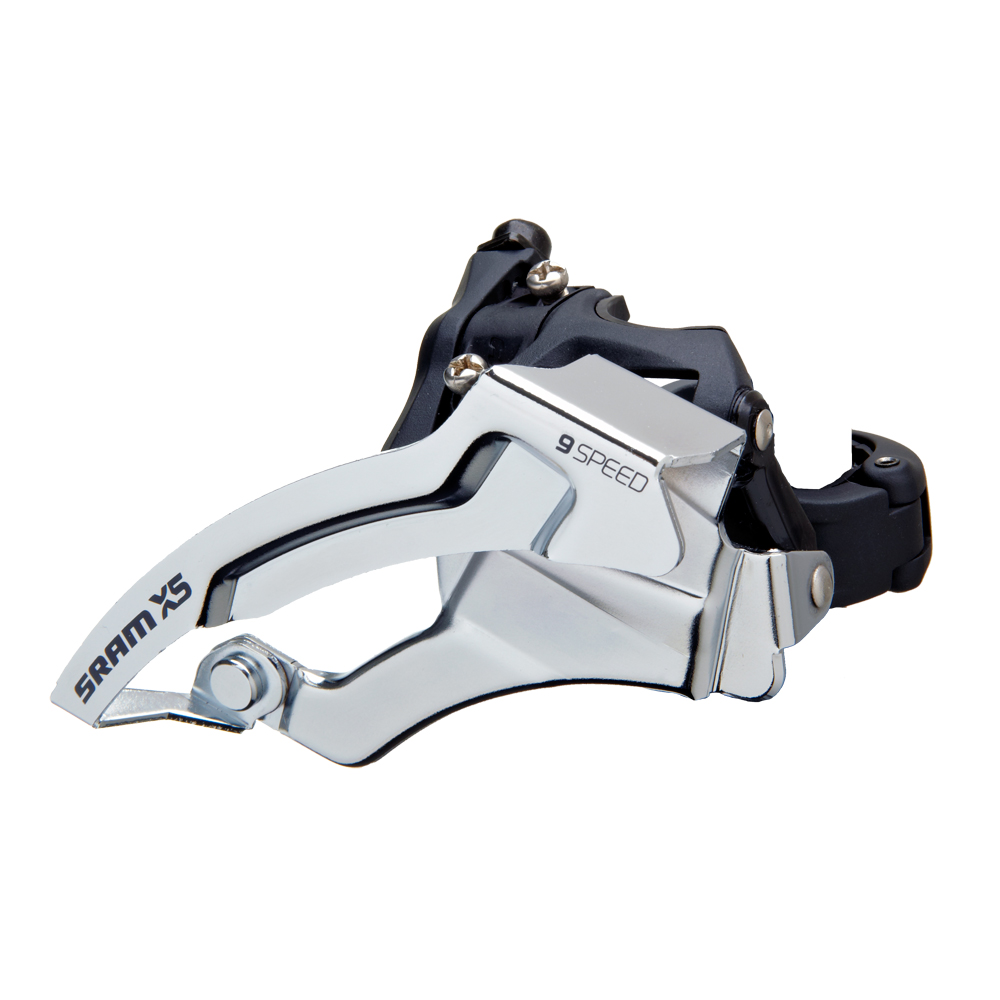 X5 Low Clamp Front Derailleur