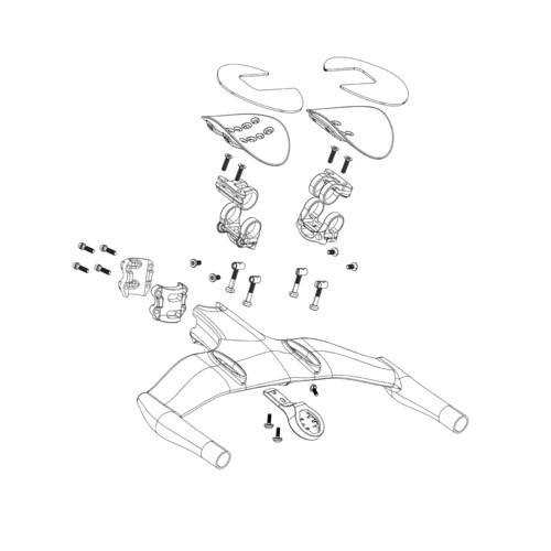 Handlebars Spare Parts