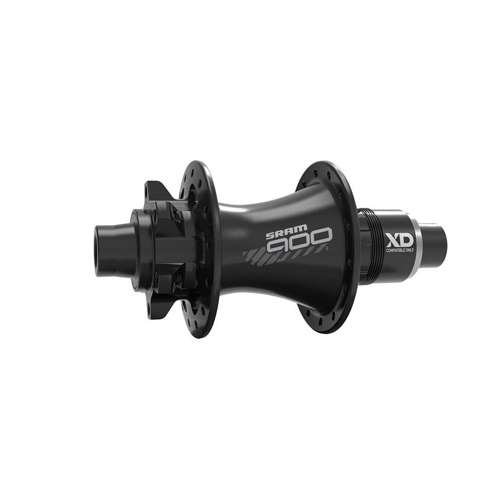 SRAM 900 Front Hub 28H 6-Bolt Disc Black 15x110mm Boost Compatible A1