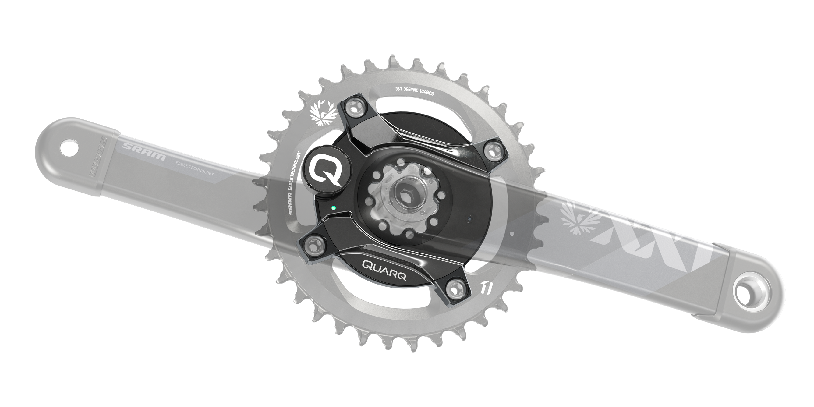 XX1 Eagle Power Meter