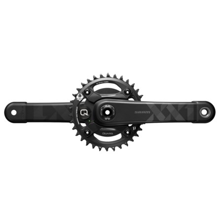 XX1™ Eagle Power Meter Chassis & Spider