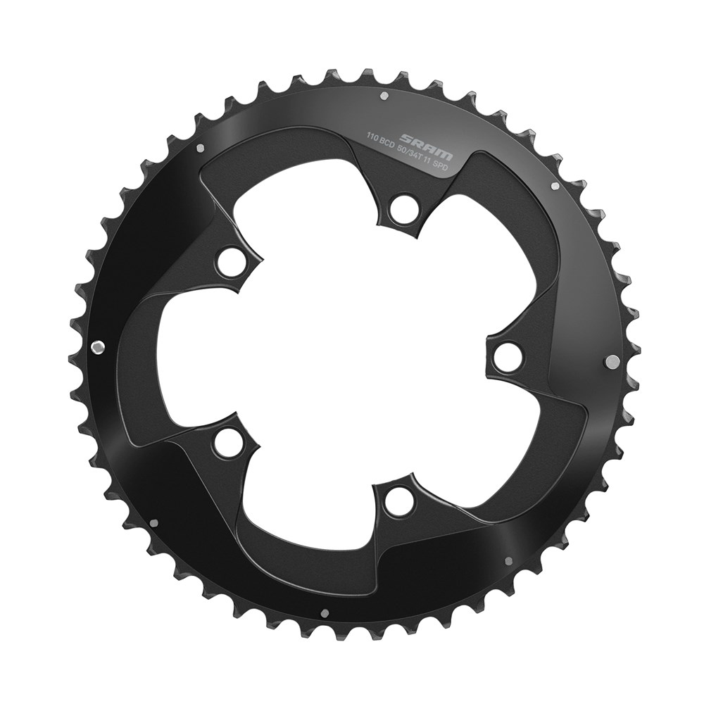 X-Glide Road 110BCD Chainrings