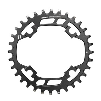 X-SYNC 94BCD Chainrings
