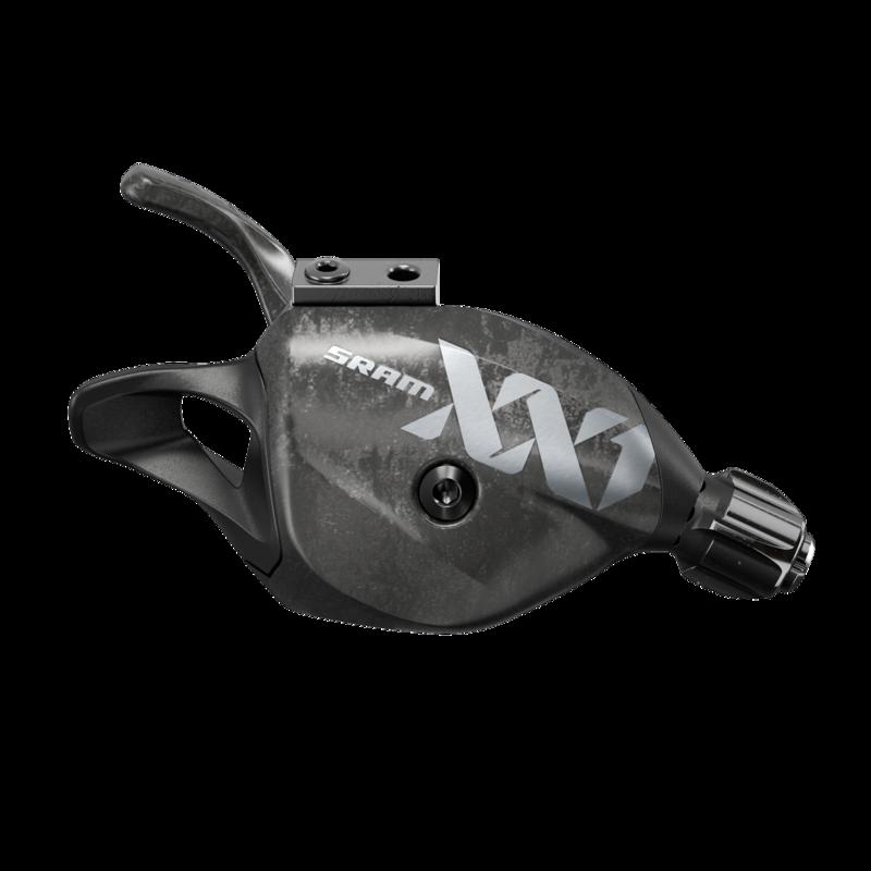 With Discrete Clamp,Brand New Left 2-Speed Genuine Nos Sram XX Trigger Shifter