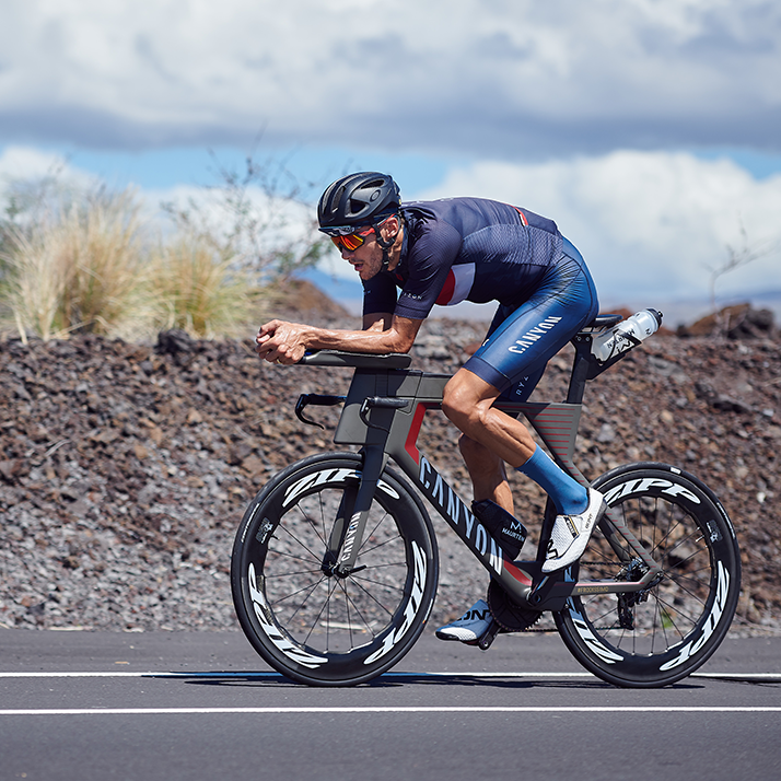 JAN FRODENO - 3X Kona World Champion