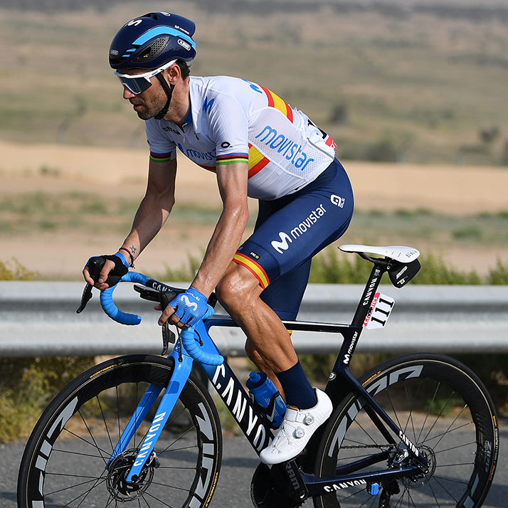 Alejandro Valverde - MOVISTAR TEAM
